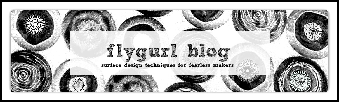 flygurlblogwordpresscom | surface design techniques for