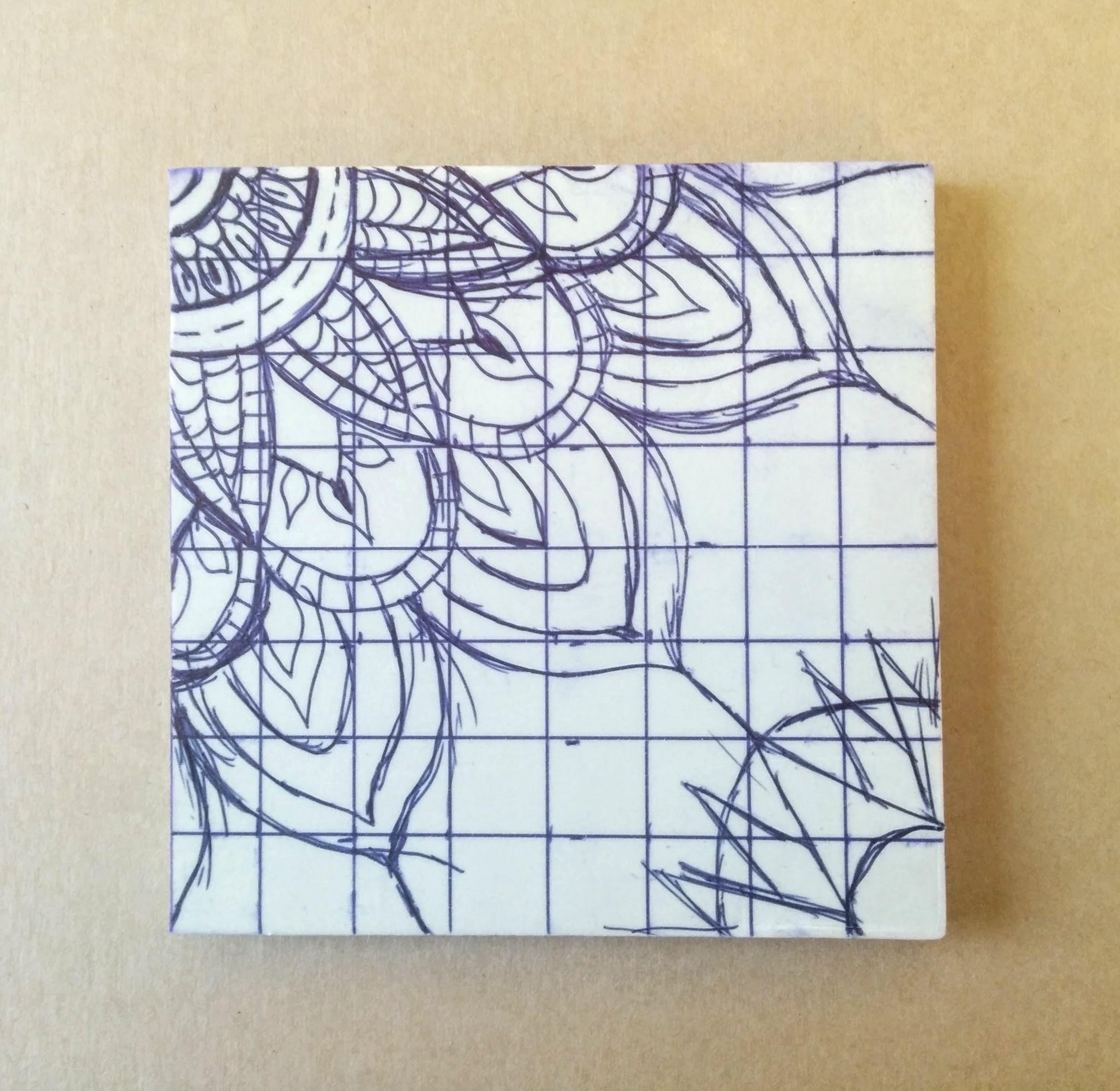 Corner Mandala Drawings Easy Www Topsimages Com